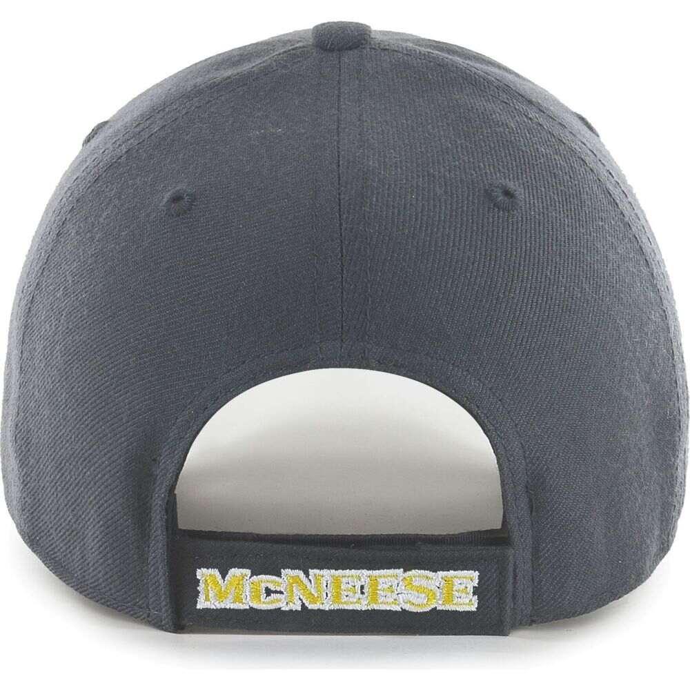 47ブランド '47 メンズ 帽子47 McNeese State Cowboys Grey MVP Adjustable HatyvwOm8n0NP