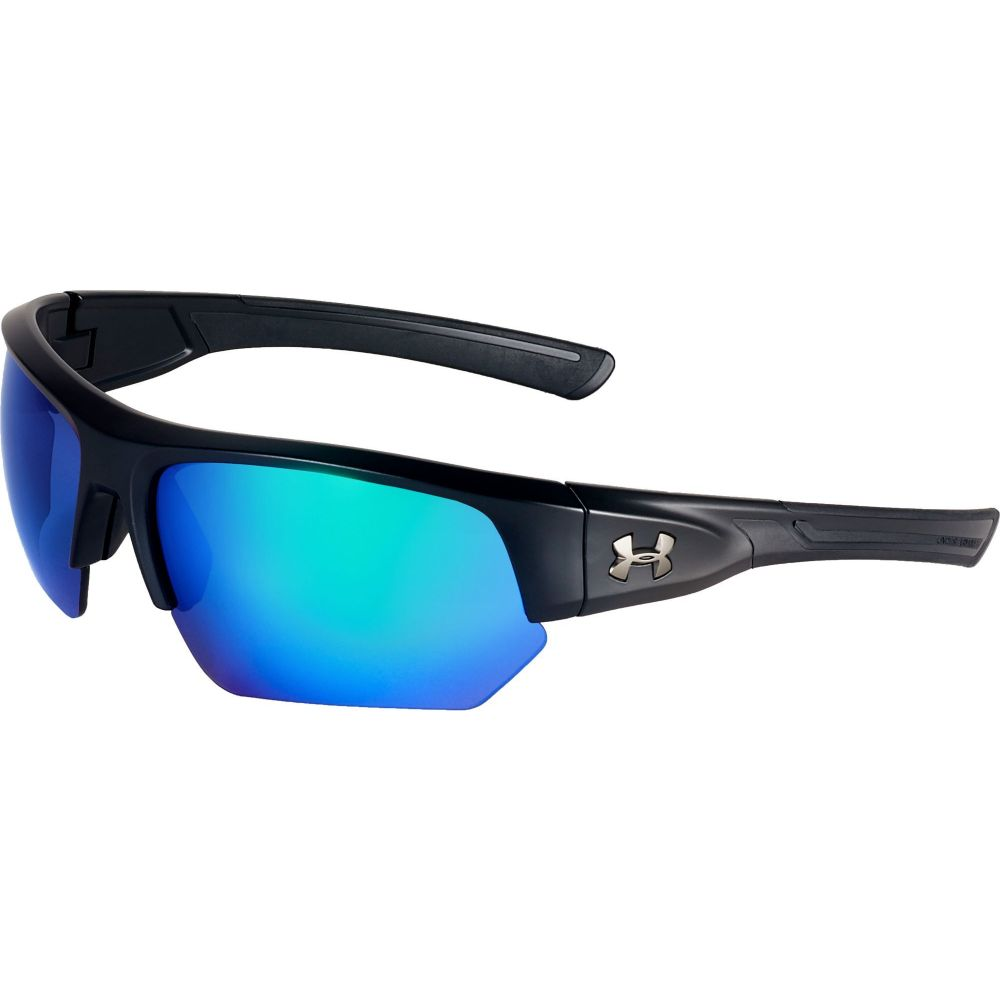 アンダーアーマー Under Armour ユニセックス メガネ・サングラス 【Big Shot Sunglasses】Black/Grey
