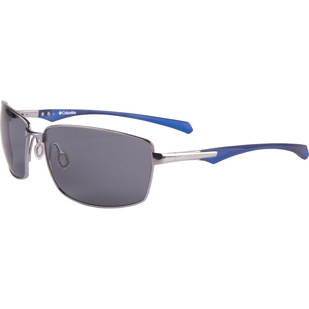 コロンビア Columbia ユニセックス メガネ・サングラス 【Trollers Best Polarized Sunglasses】Satin Gunmetal