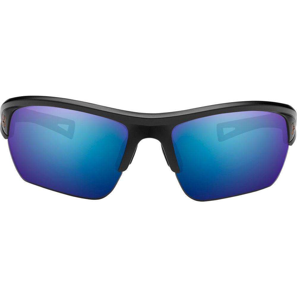 アンダーアーマー Under Armour メンズ メガネ・サングラス 【Polarized Octane Sunglasses】Stnblkfrm/Uatnd Ofshr Plr