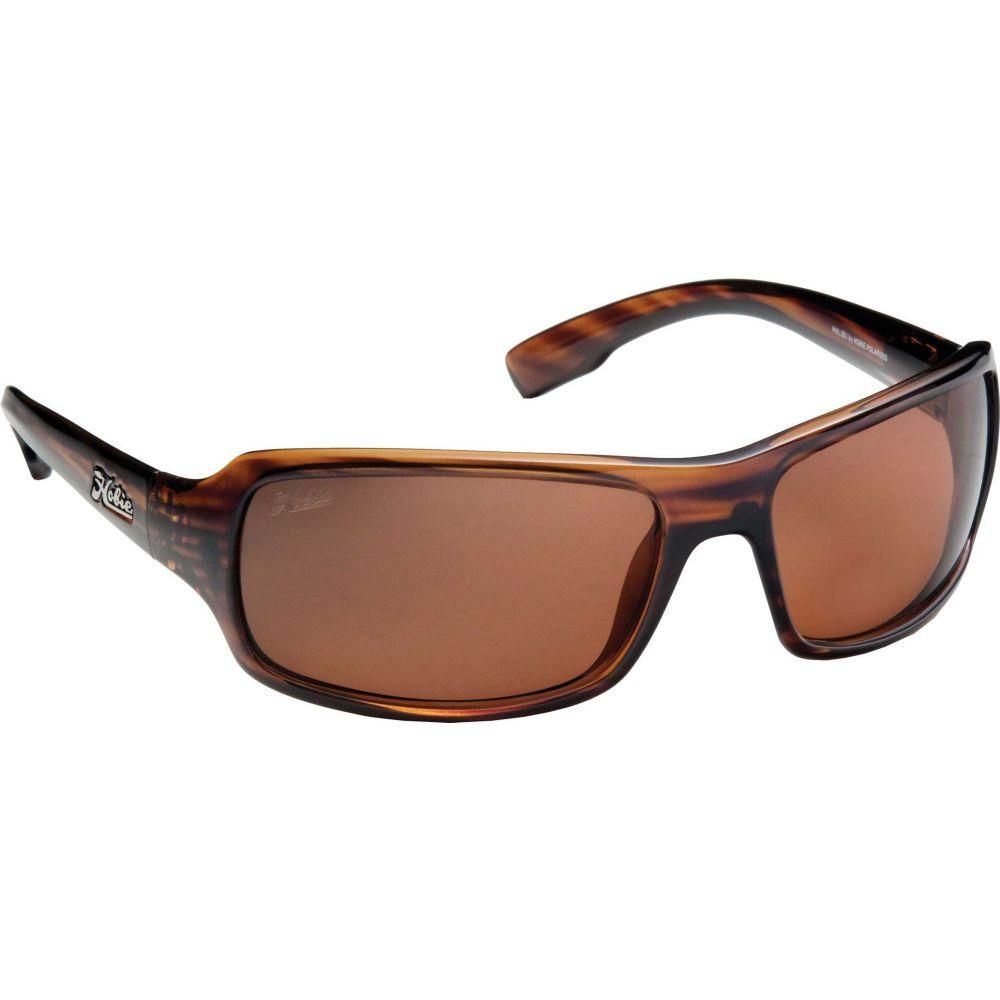 ホビー Hobie ユニセックス メガネ・サングラス 【Malibu Polarized Sunglasses】Brown/Brown