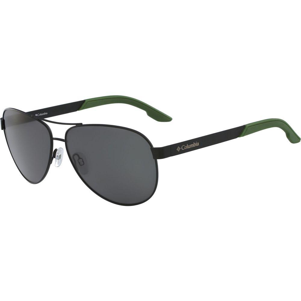 コロンビア Columbia ユニセックス メガネ・サングラス 【Trail Summit Polarized Sunglasses】Black