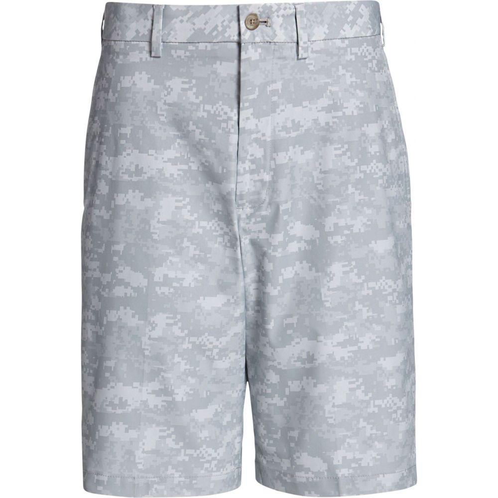 ウォルターヘーゲン Walter Hagen メンズ ショートパンツ ボトムス・パンツ【Perfect 11 Folds of Honor Solid Shorts】Slab Grey