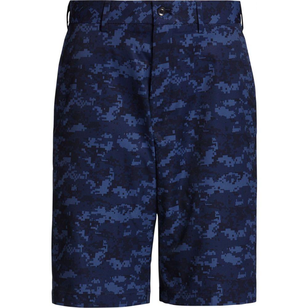 ウォルターヘーゲン Walter Hagen メンズ ショートパンツ ボトムス・パンツ【Perfect 11 Folds of Honor Solid Shorts】Marine Navy