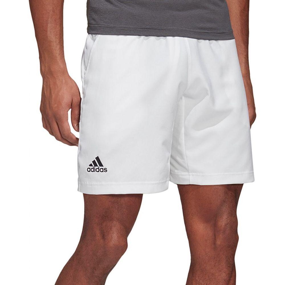 アディダス adidas メンズ テニス ショートパンツ ボトムス・パンツ【Primeblue Tennis Shorts】White