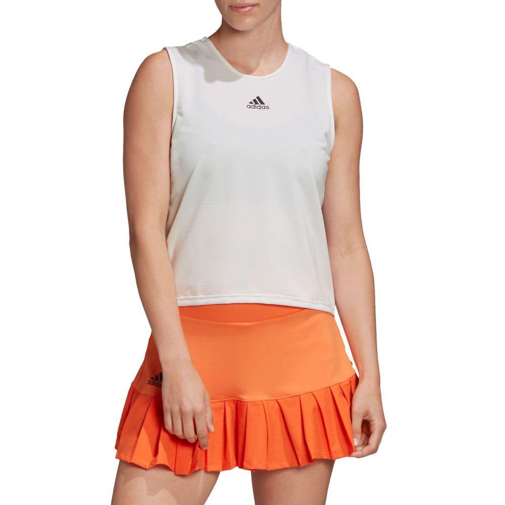 アディダス adidas レディース テニス タンクトップ トップス【Primeblue Camo Tennis Tank Top】Dash Grey