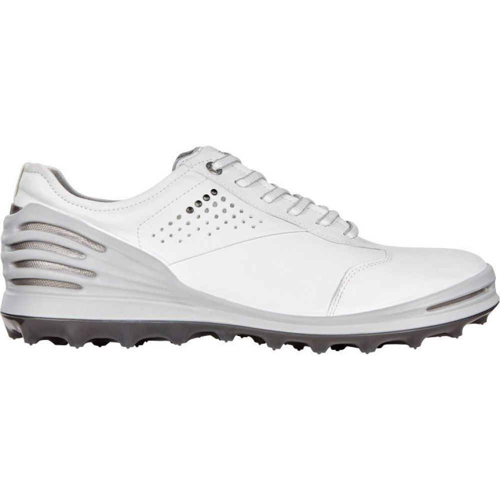 エコー ECCO メンズ ゴルフ シューズ・靴【Cage Pro Golf Shoes】White