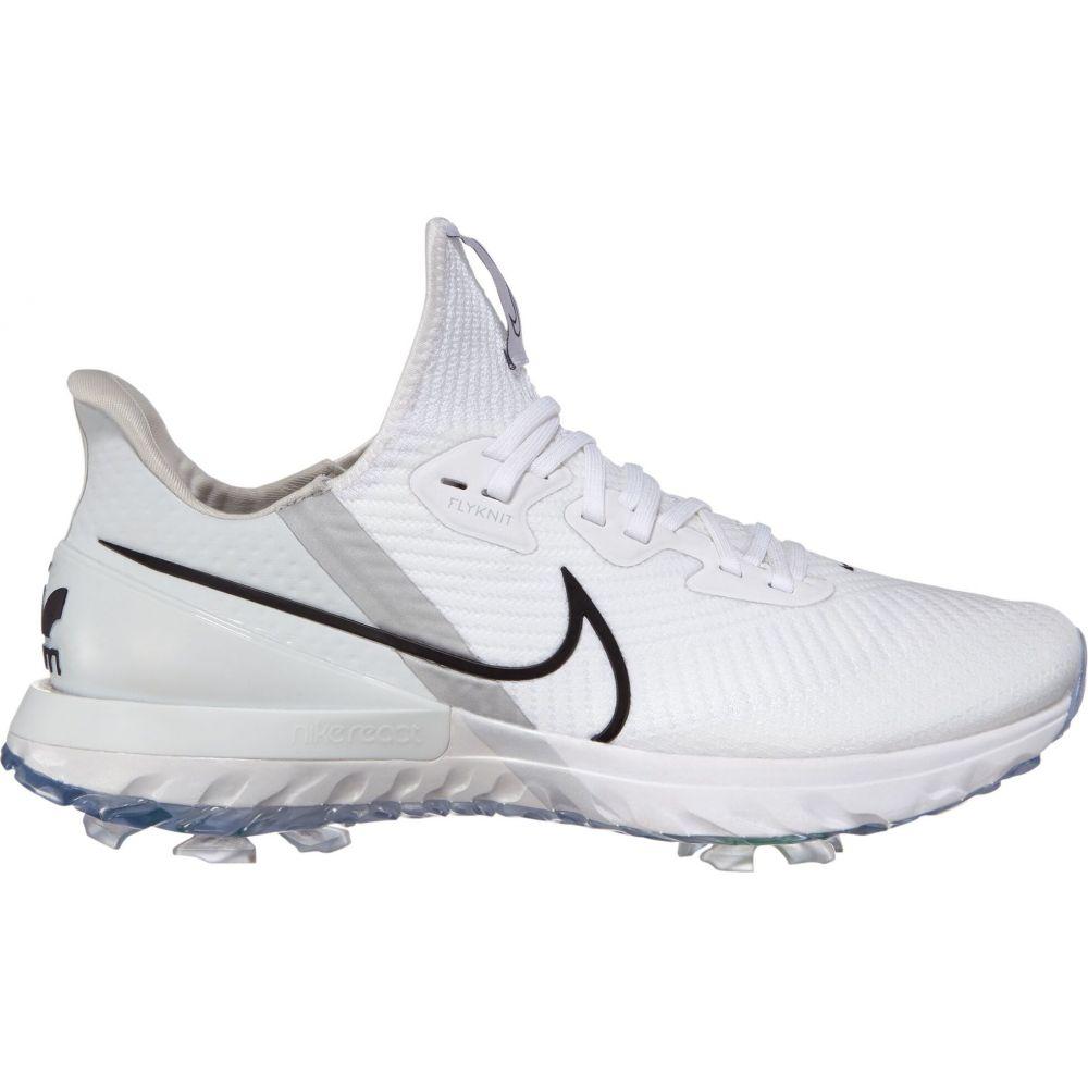 ナイキ Nike メンズ ゴルフ エアズーム シューズ・靴【Air Zoom Infinity Tour Golf Shoes】White/Metallic