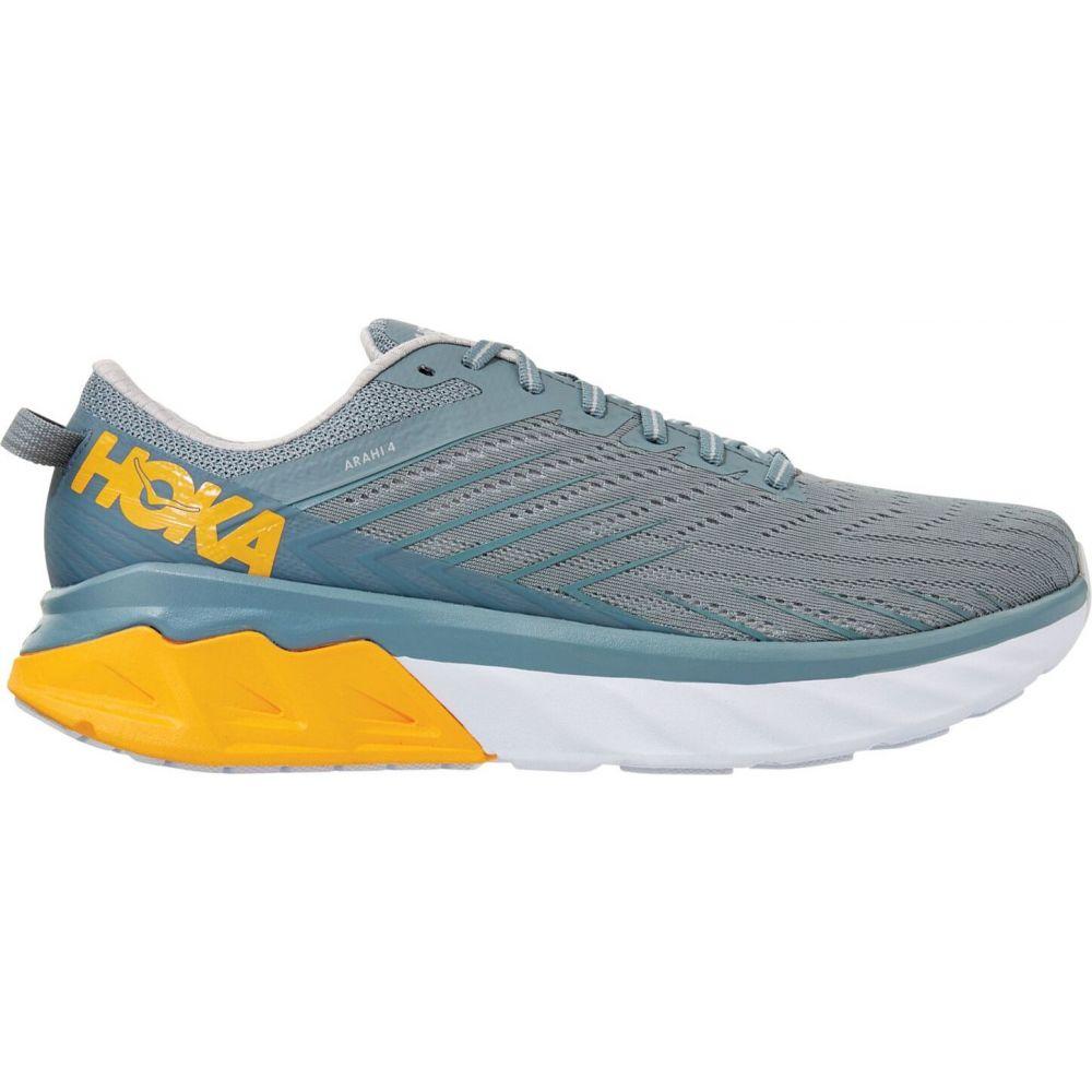ホカ オネオネ Hoka One One メンズ ランニング・ウォーキング シューズ・靴【HOKA ONE ONE Arahi 4 Running Shoes】Lead