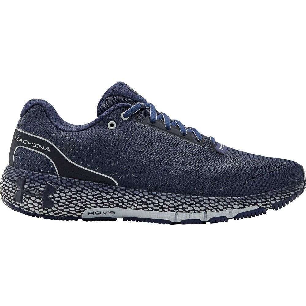アンダーアーマー Under Armour メンズ ランニング・ウォーキング シューズ・靴【HOVR Machina Running Shoes】Grey/Blue