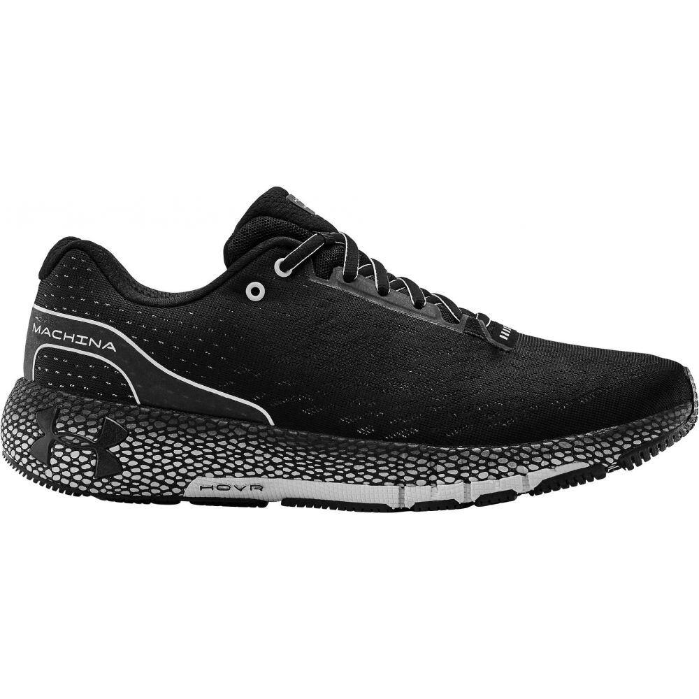 アンダーアーマー Under Armour メンズ ランニング・ウォーキング シューズ・靴【HOVR Machina Running Shoes】Black/Black/White