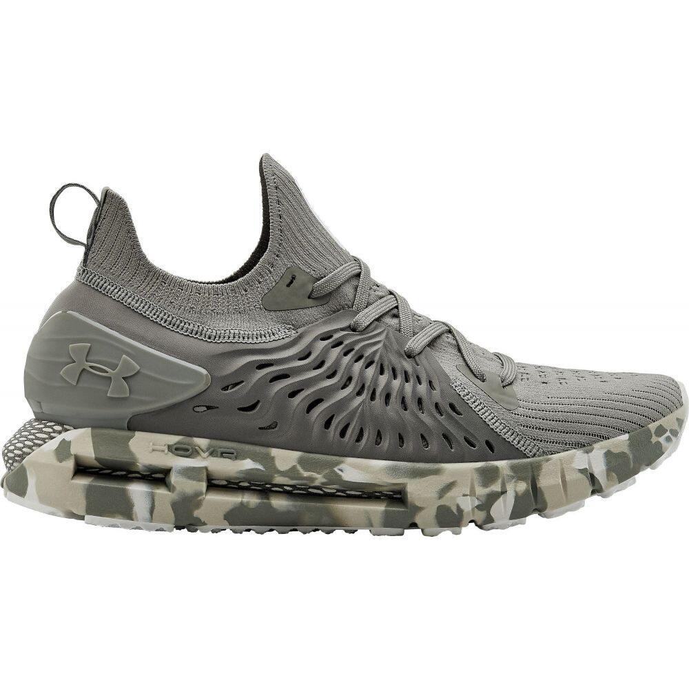 アンダーアーマー Under Armour メンズ ランニング・ウォーキング シューズ・靴【HOVR Phantom RN Camo Running Shoes】Green/Grey