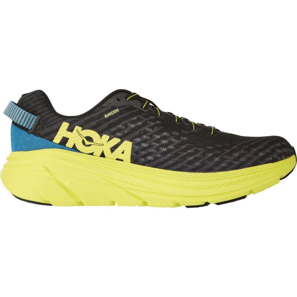 ホカ オネオネ Hoka One One メンズ ランニング・ウォーキング シューズ・靴【HOKA ONE ONE Rincon Running Shoes】Black/Citrus
