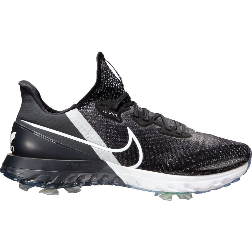 ナイキ Nike メンズ ゴルフ エアズーム シューズ・靴【Air Zoom Infinity Tour Golf Shoes】Black/White