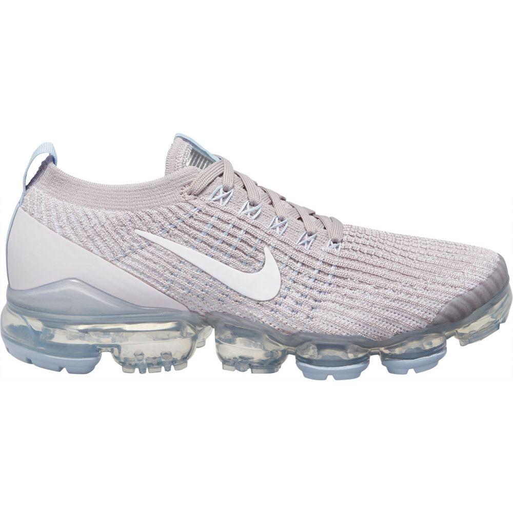 ナイキ Nike レディース スニーカー シューズ・靴【Air VaporMax Flyknit 3 Shoes】Violt Ash/Wht/Hydrgn Blu