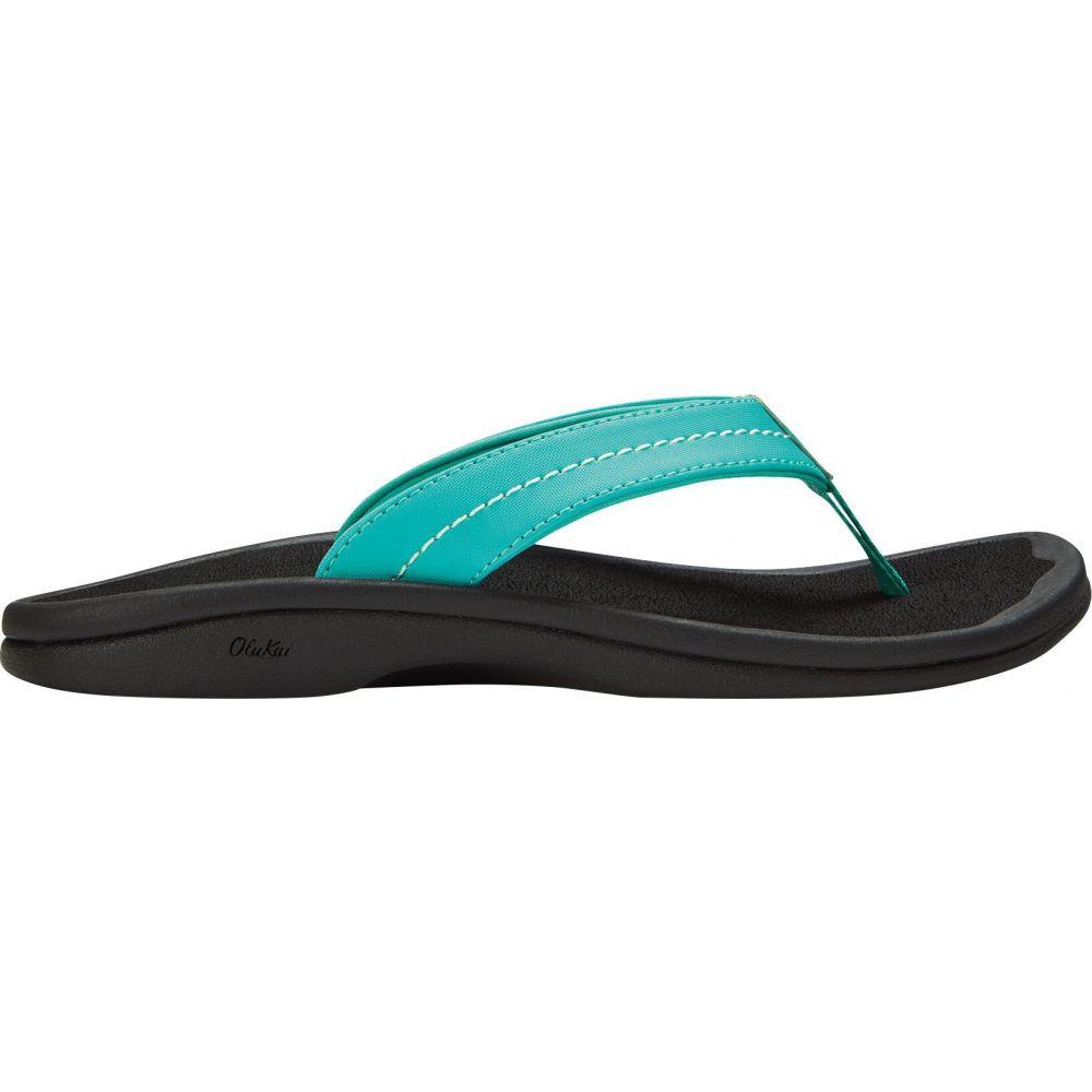 オルカイ OluKai レディース サンダル・ミュール シューズ・靴【Ohana Sandals】Turquoise