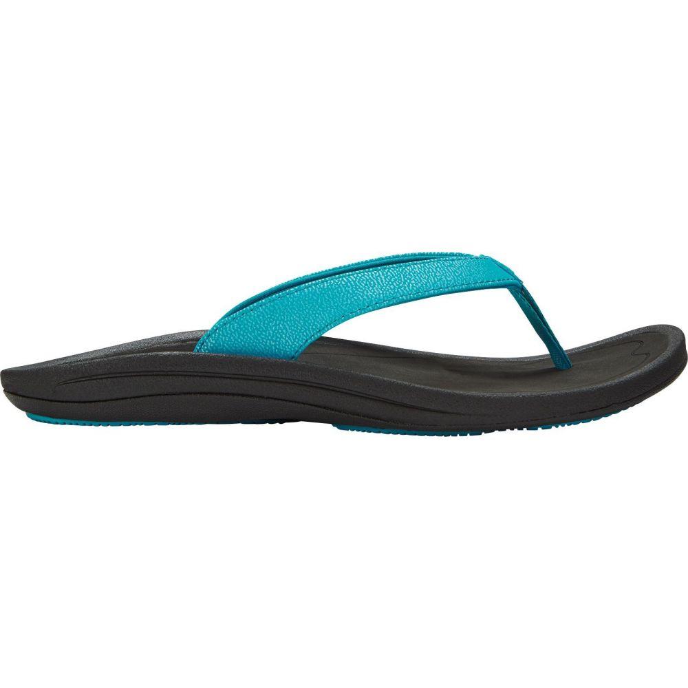 オルカイ OluKai レディース サンダル・ミュール シューズ・靴【Kulapa Kai Sandals】Ocean