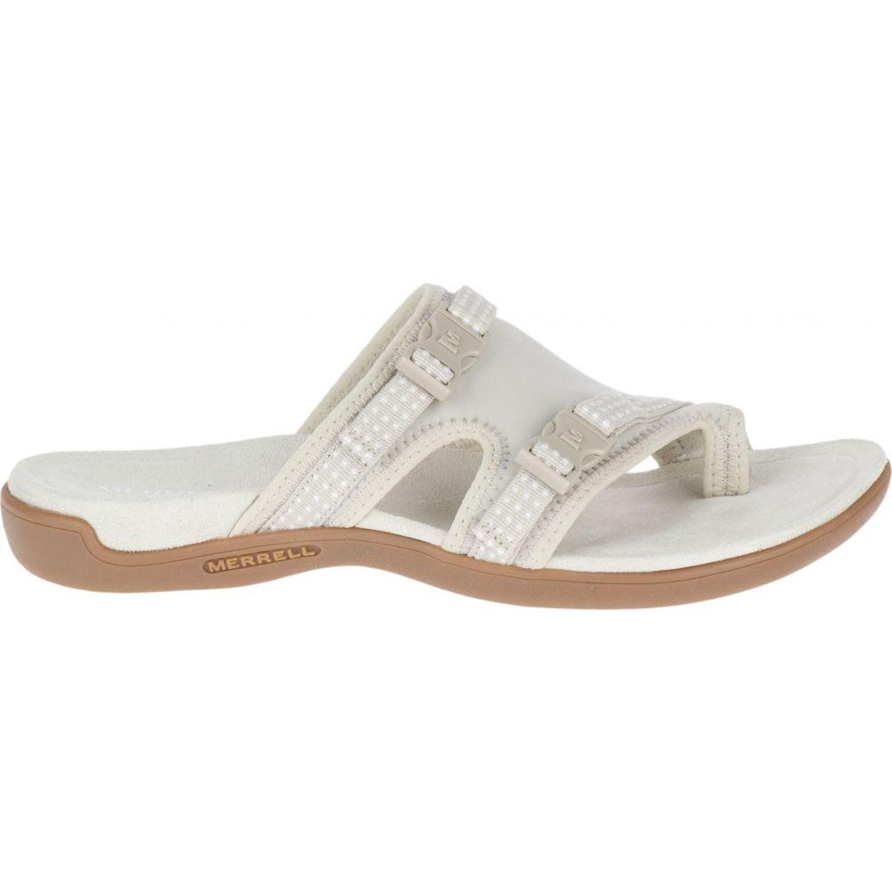 メレル Merrell レディース サンダル・ミュール シューズ・靴【District Muri Wrap Sandals】Silver Lining