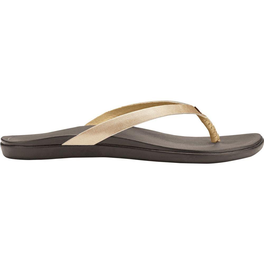オルカイ OluKai レディース サンダル・ミュール シューズ・靴【Ho'opio Leather Sandals】Bubbly