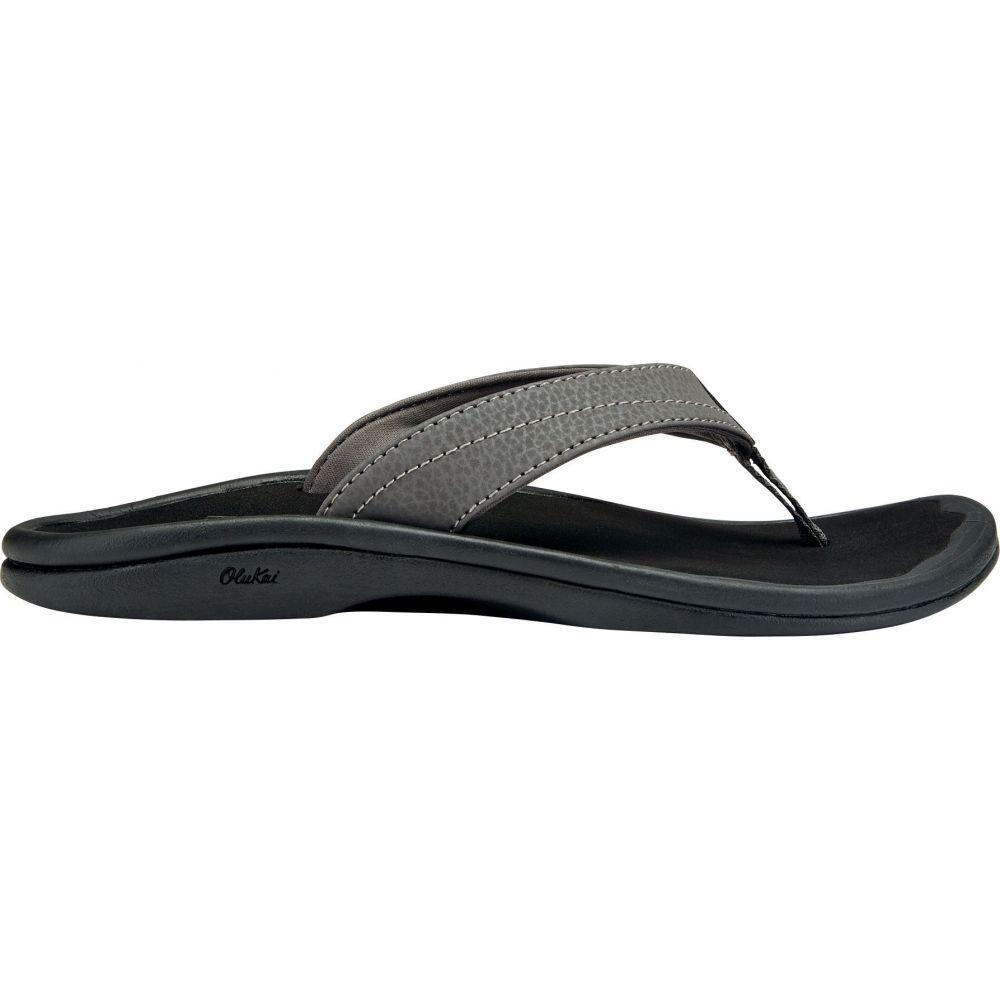 オルカイ OluKai レディース サンダル・ミュール シューズ・靴【Ohana Sandals】Basalt