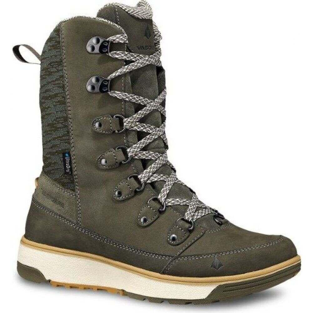 バスク Vasque レディース ブーツ スノーブーツ シューズ・靴【Laplander UltraDry Snow Boots】Dusty Olive