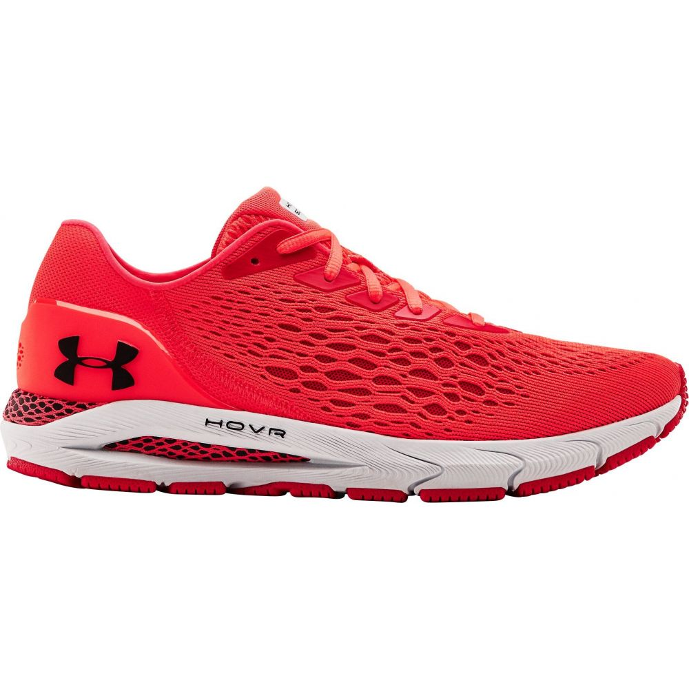 アンダーアーマー Under Armour メンズ ランニング・ウォーキング シューズ・靴【HOVR Sonic 3 Running Shoes】Red/Black