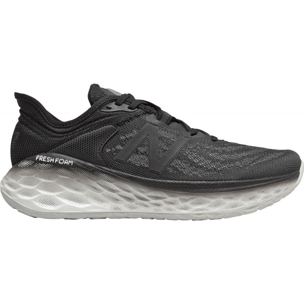 ニューバランス New Balance メンズ ランニング・ウォーキング シューズ・靴【Fresh Foam More v2 Running Shoes】Black
