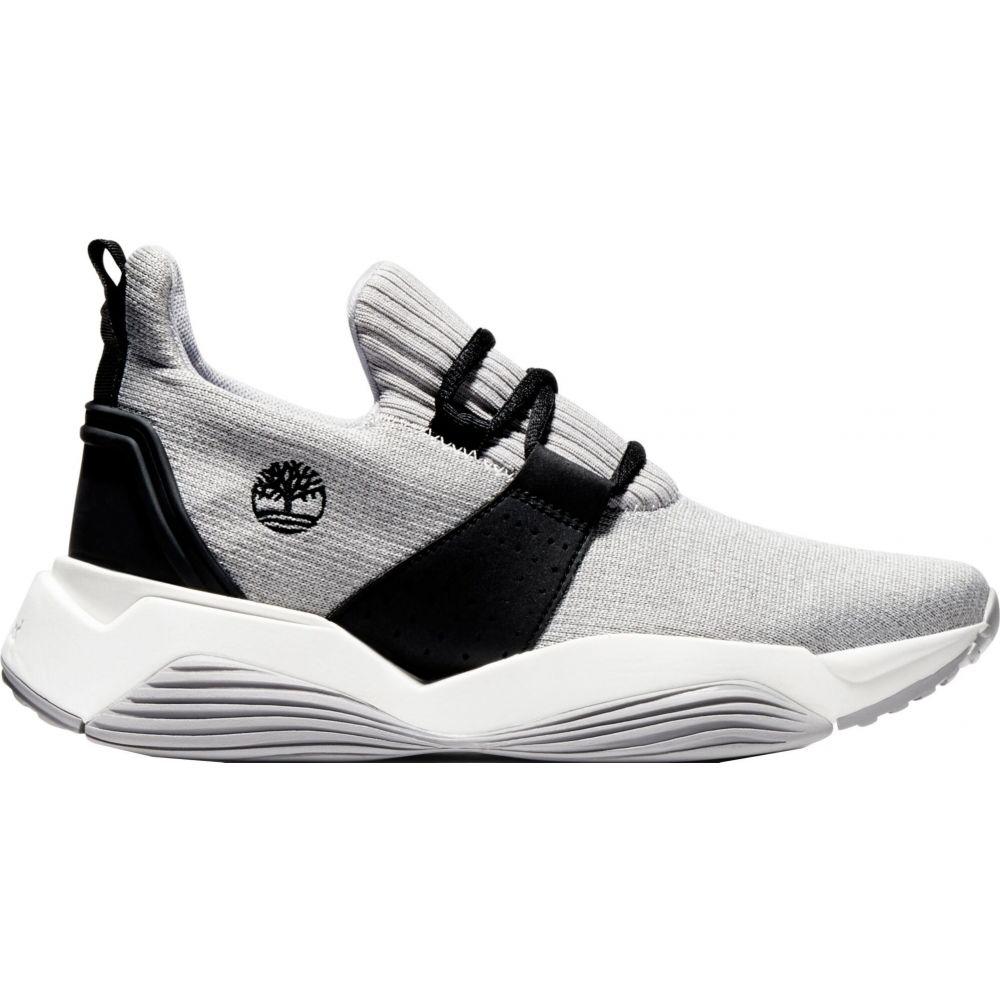 ティンバーランド Timberland レディース スニーカー シューズ・靴【Emerald Bay Knit Casual Sneakers】Gray
