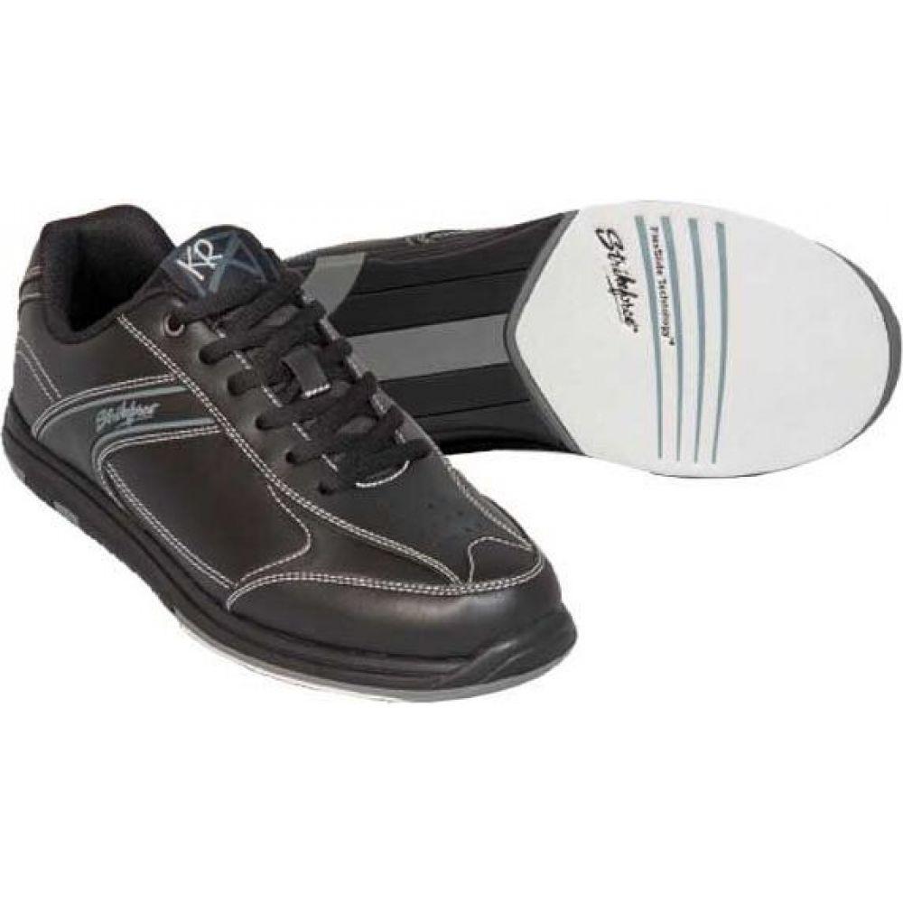 ストライクフォース Strikeforce メンズ ボウリング シューズ・靴【KR Flyer Bowling Shoes】Black