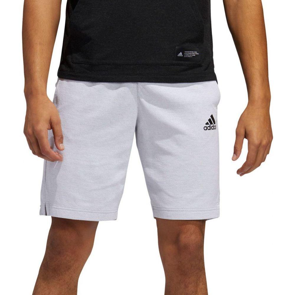 アディダス adidas メンズ ショートパンツ ボトムス・パンツ【Post Game Lite Shorts】White