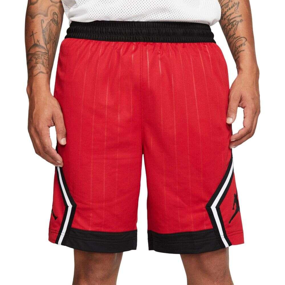 ナイキ ジョーダン Jordan メンズ ショートパンツ ジャンプマン ボトムス・パンツ【Jumpman Diamond Shorts】Gym Red/Gym Red