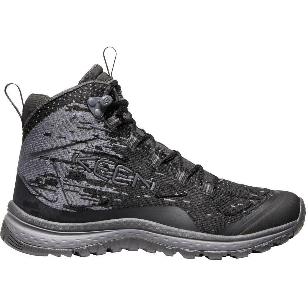 キーン Keen レディース ハイキング・登山 ブーツ シューズ・靴【KEEN Terradora EVO Mid Hiking Boots】Black/Magnet