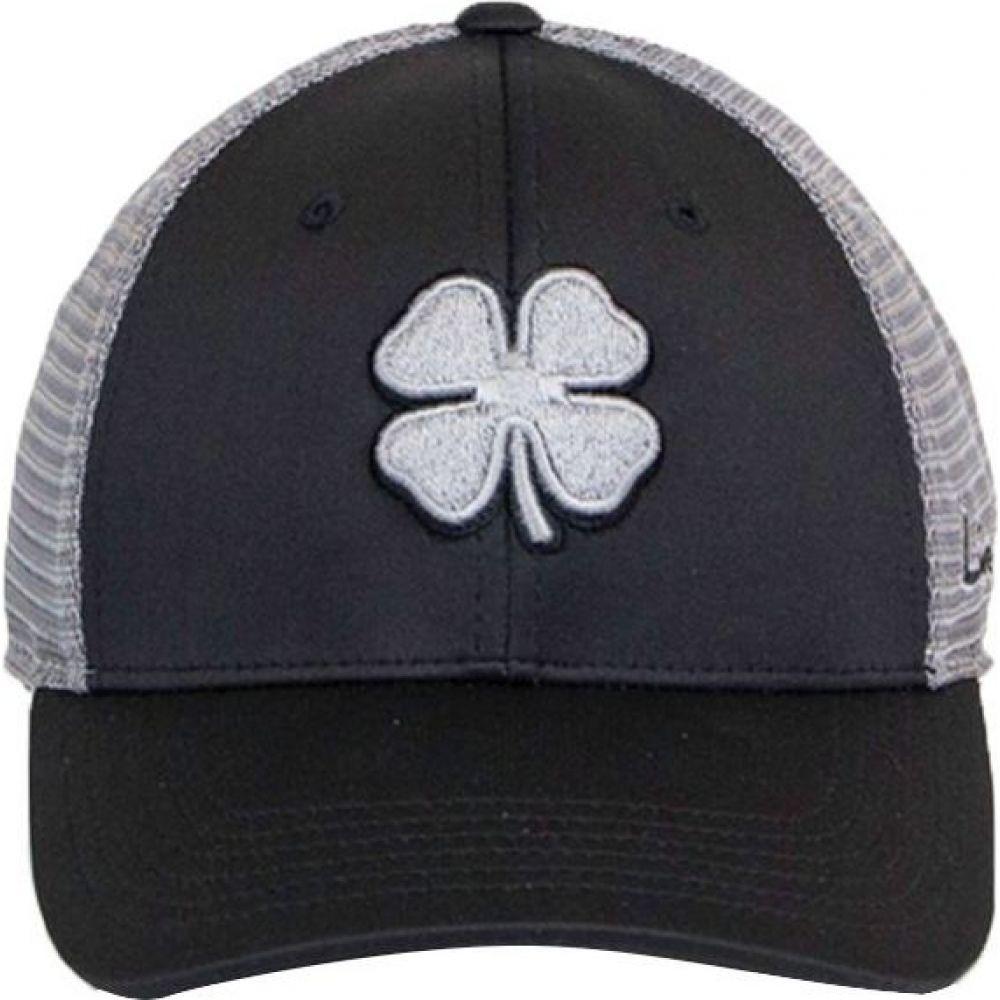 ブラック クローバー Black Clover メンズ キャップ 帽子【Fitted Mesh Golf Hat】Grey/Black