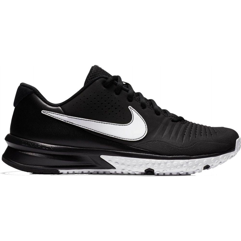 ナイキ Nike メンズ 野球 シューズ・靴【Alpha Huarache Varsity 3 Turf Baseball Shoes】Black/White