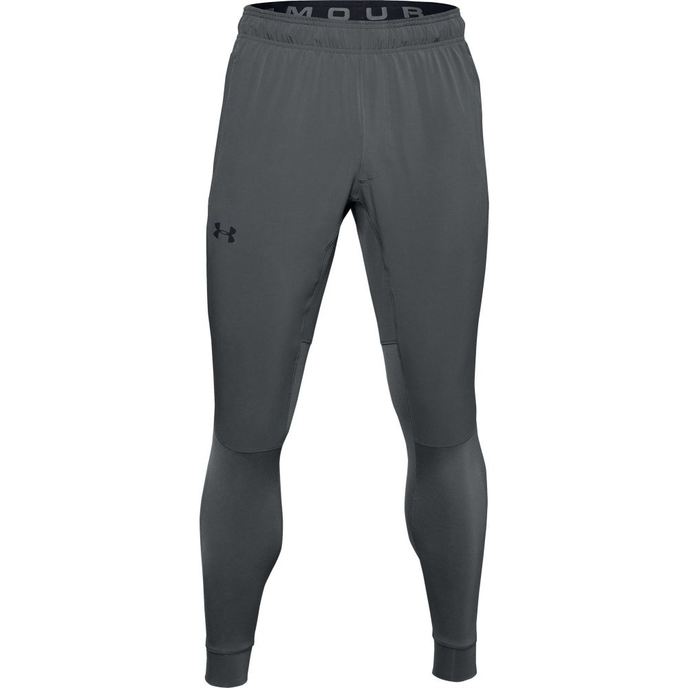 アンダーアーマー Under Armour メンズ ボトムス・パンツ 【Hybrid Pants (Regular and Big & Tall)】Pitch Gray/Black