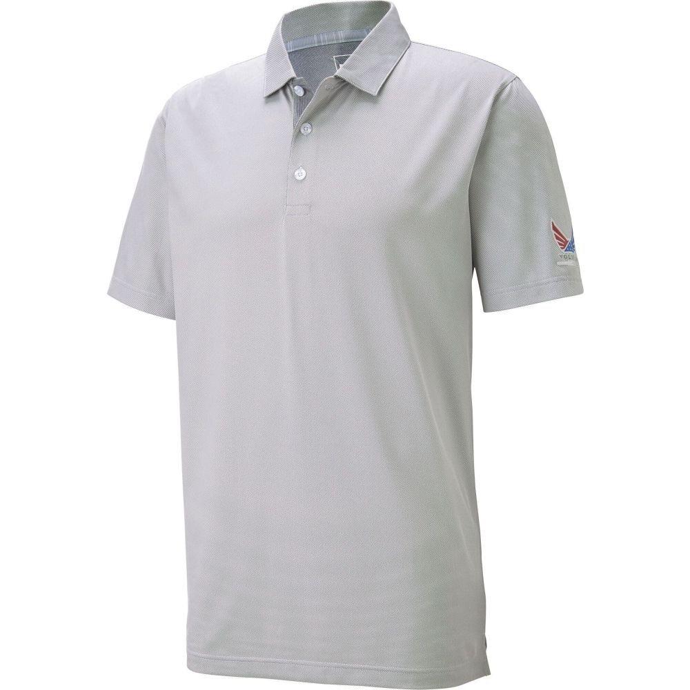プーマ PUMA メンズ ゴルフ ポロシャツ トップス【Volition Collection Mission Golf Polo】Peacoat