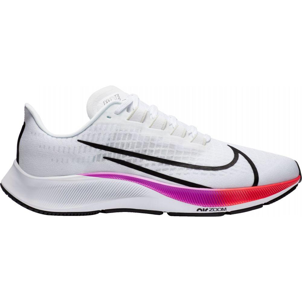 ナイキ Nike メンズ ランニング・ウォーキング エアズーム シューズ・靴【Air Zoom Pegasus 37 Running Shoes】Crimson/White