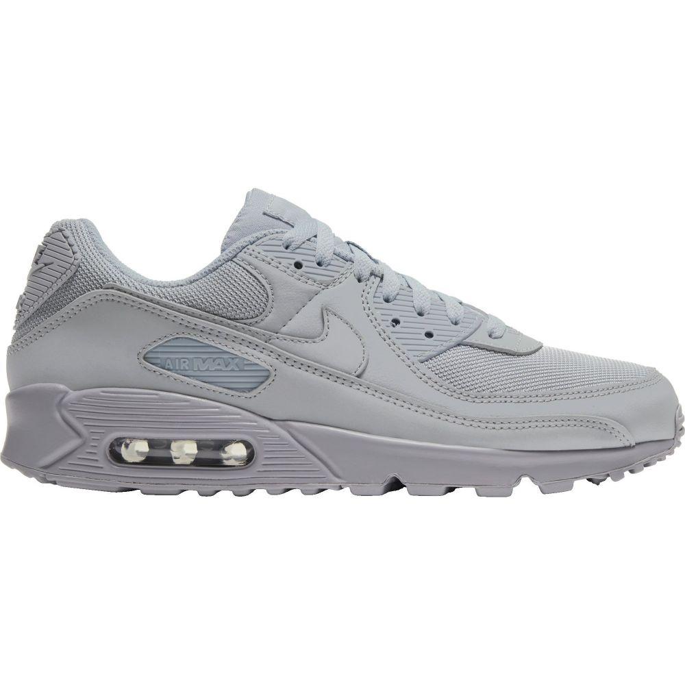 ナイキ Nike メンズ スニーカー エアマックス 90 シューズ・靴【Air Max 90 Shoes】Grey/Grey/Black