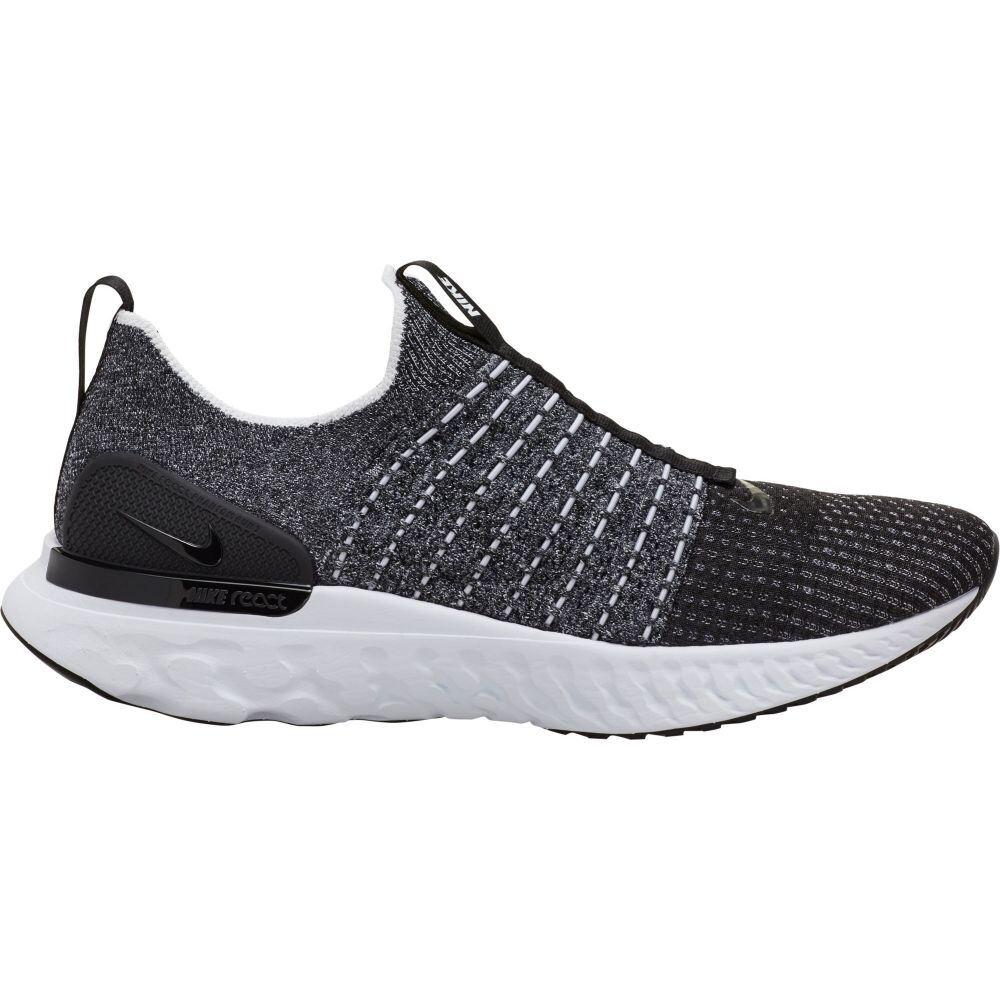 ナイキ Nike メンズ ランニング・ウォーキング シューズ・靴【React Phantom Run Flyknit 2 Running Shoes】Black/Black/White