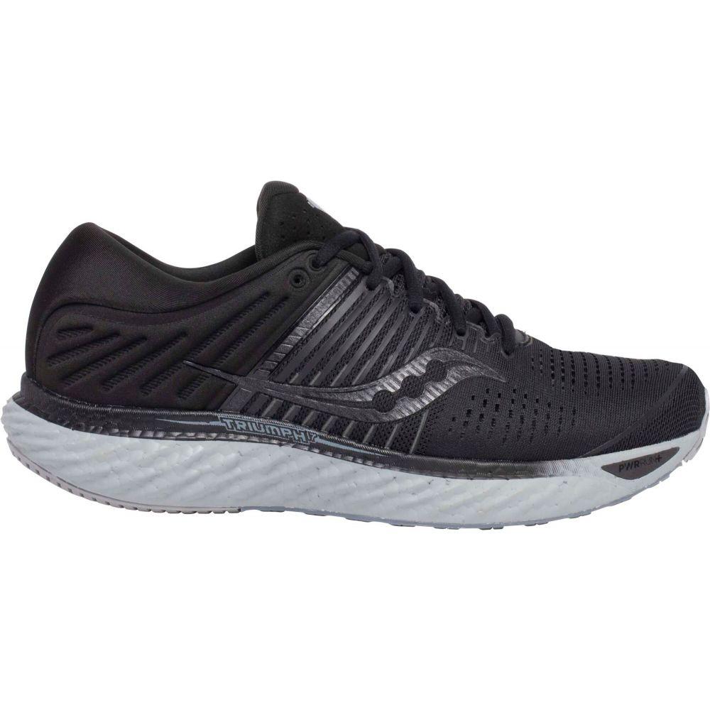 サッカニー Saucony メンズ ランニング・ウォーキング シューズ・靴【Triumph 17 Running Shoes】Black