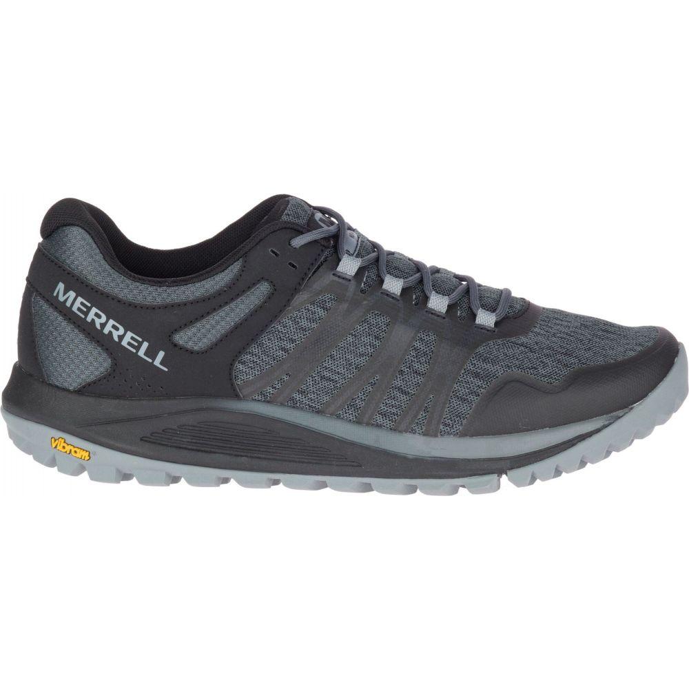 メレル Merrell メンズ ランニング・ウォーキング シューズ・靴【Nova Trail Running Shoes】Black