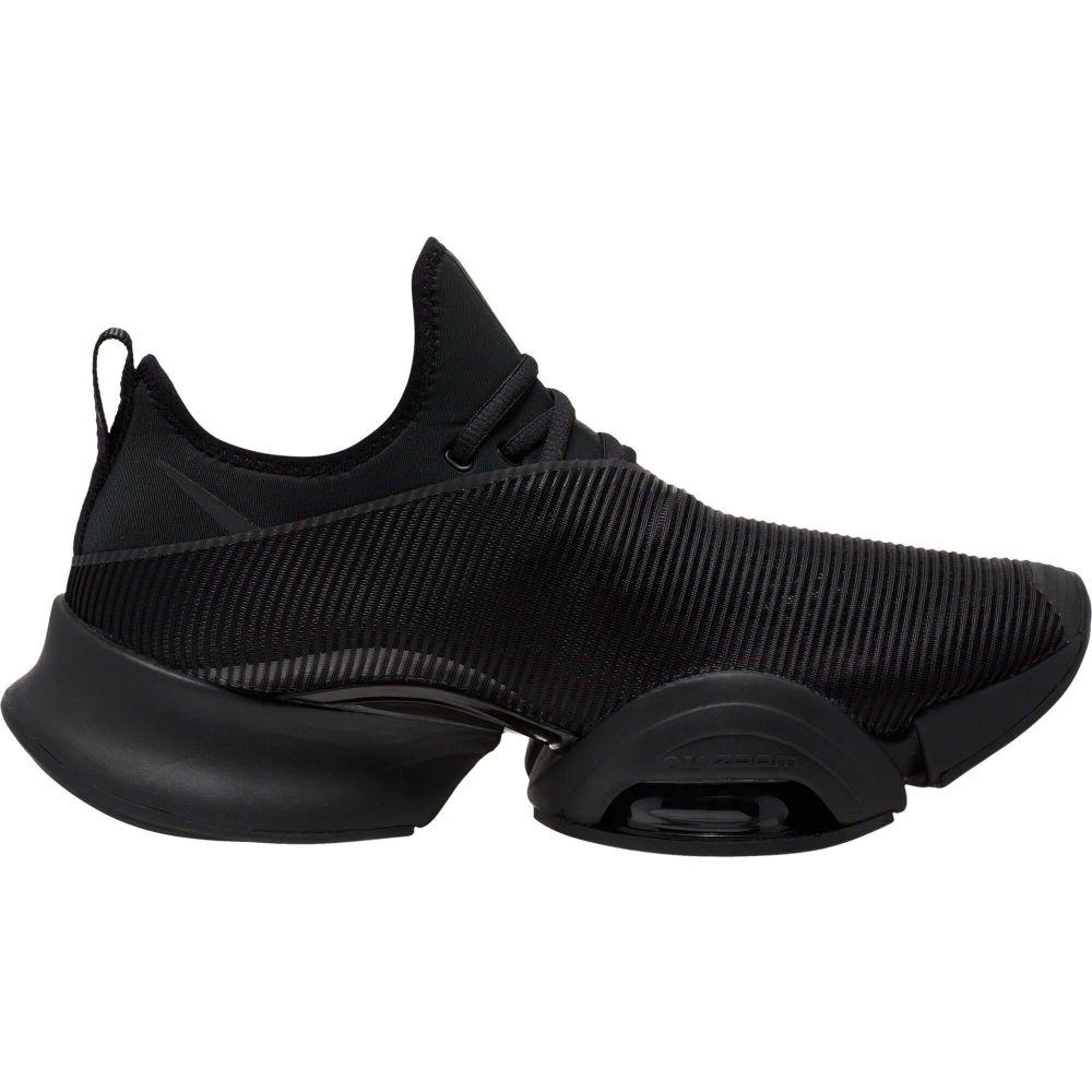 ナイキ Nike メンズ フィットネス・トレーニング エアズーム シューズ・靴【Air Zoom SuperRep Training Shoes】Black/Black/Anthracite