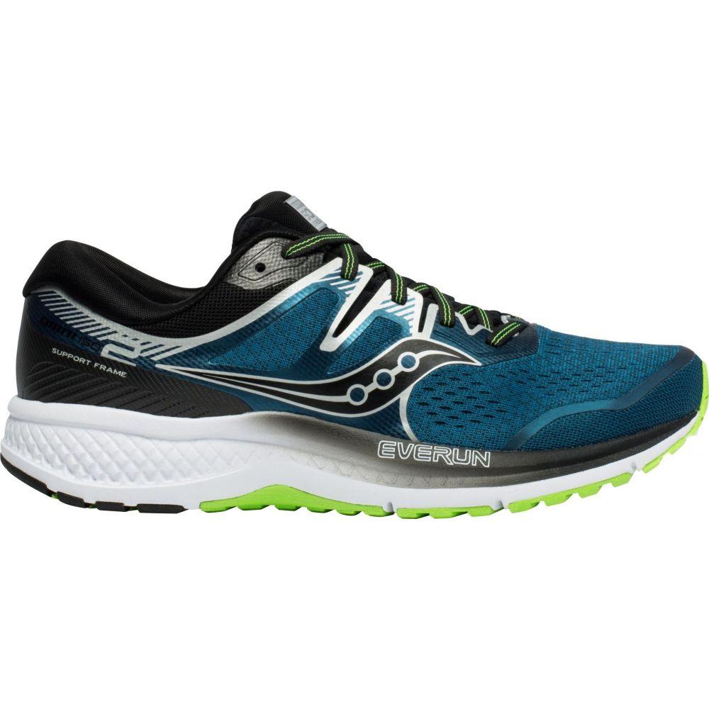 サッカニー Saucony メンズ ランニング・ウォーキング シューズ・靴【Omni ISO 2 Running Shoes】Blue/Silver