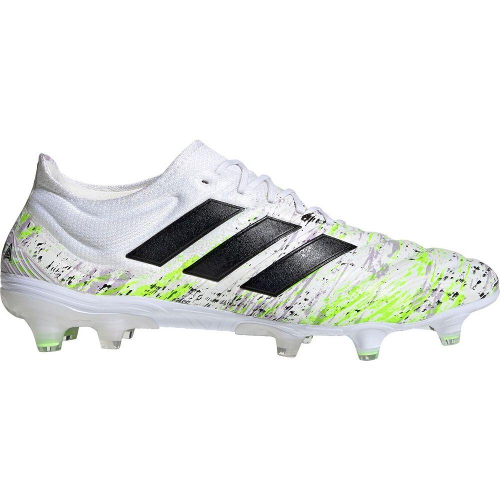 アディダス adidas メンズ サッカー スパイク シューズ・靴【Copa 20.1 FG Soccer Cleats】White/Green
