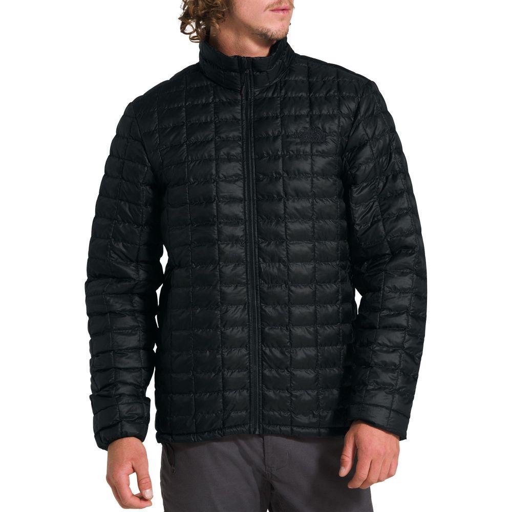 ザ ノースフェイス The North Face メンズ ジャケット ソフトシェルジャケット アウター【ThermoBall Eco Soft Shell Jacket】Tnf Black Matte