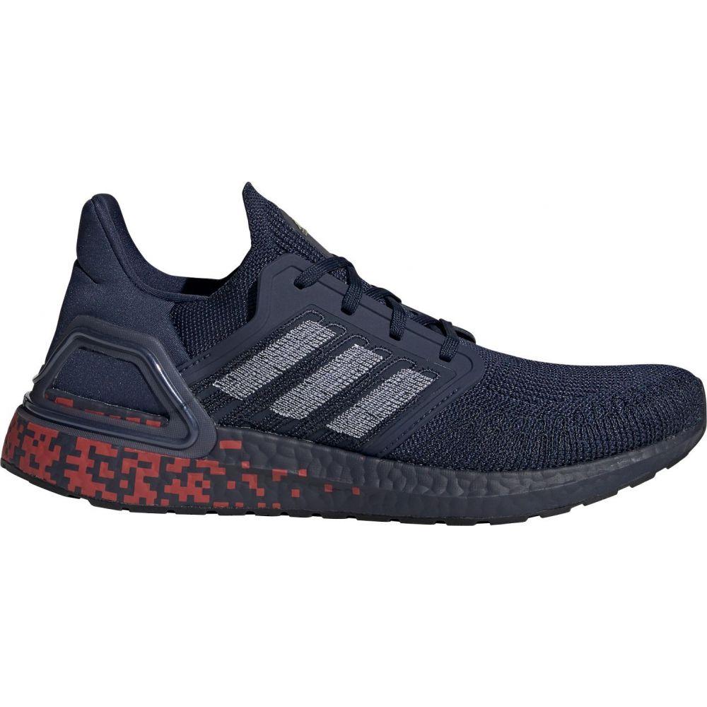 アディダス adidas メンズ ランニング・ウォーキング シューズ・靴【Ultraboost 20 Running Shoes】Navy