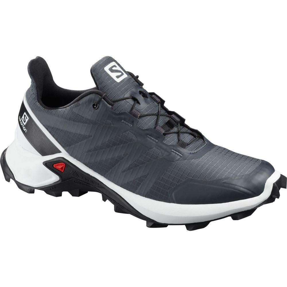 サロモン Salomon レディース ランニング・ウォーキング シューズ・靴【Supercross W Trail Running Shoes】White/Black