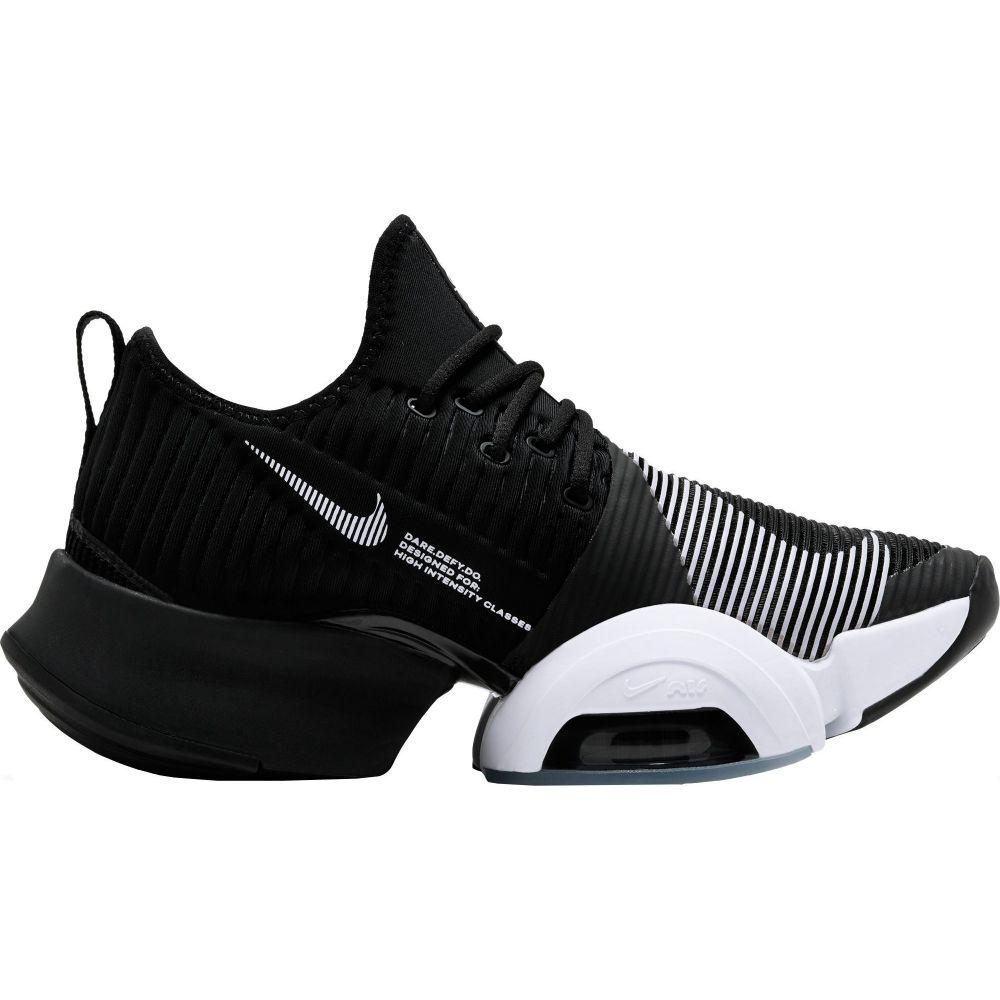 ナイキ Nike レディース フィットネス・トレーニング エアズーム シューズ・靴【Air Zoom SuperRep Training Shoes】Black/White/Anthracite