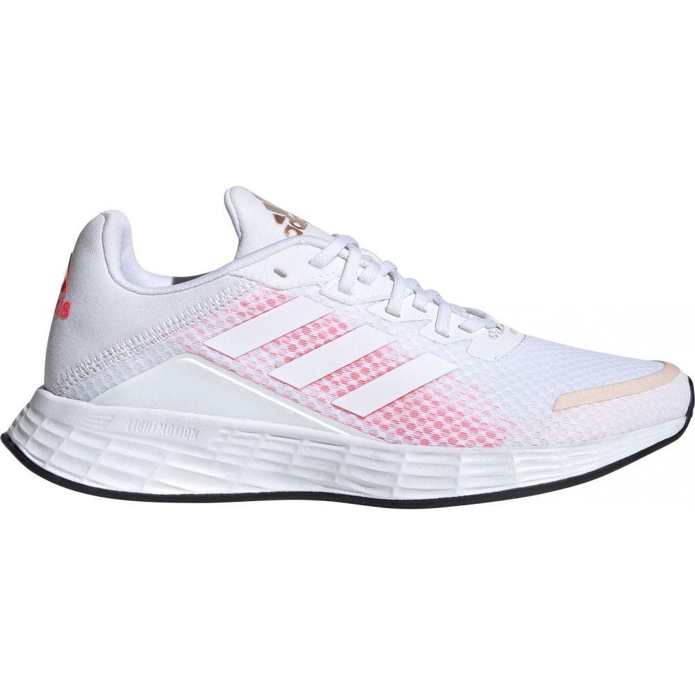 アディダス adidas レディース ランニング・ウォーキング シューズ・靴【Duramo SL Running Shoes】White/White