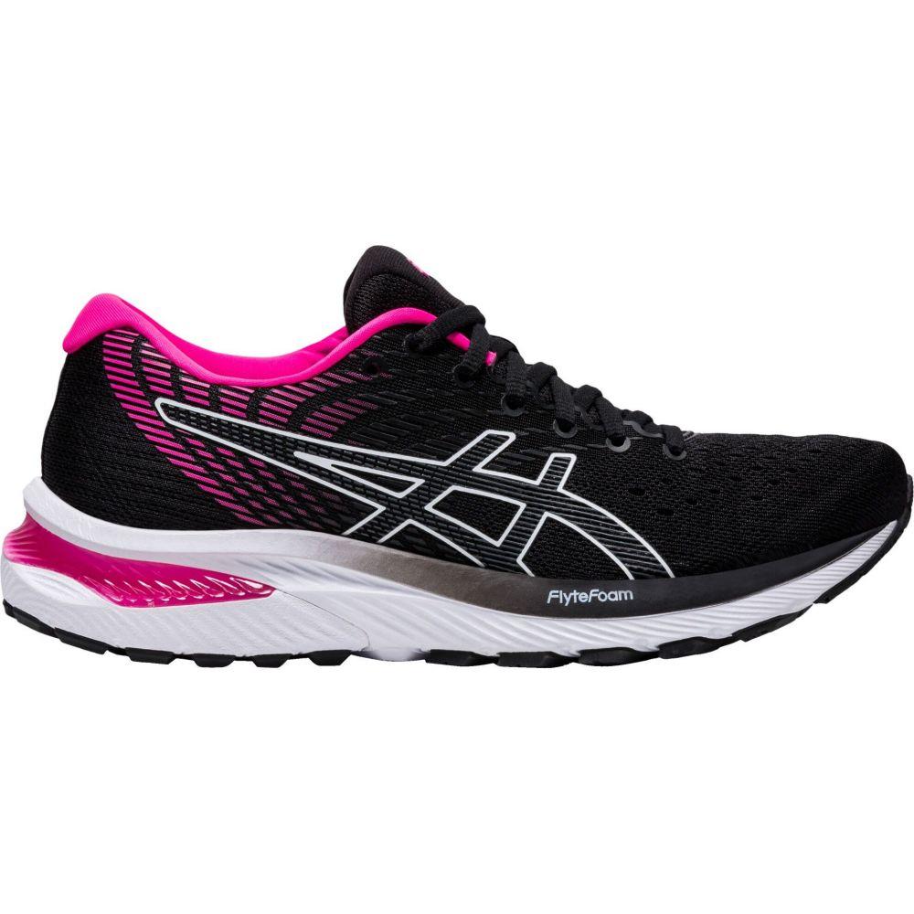 アシックス ASICS レディース ランニング・ウォーキング シューズ・靴【GEL-Cumulus 22 Running Shoes】Black/Pink